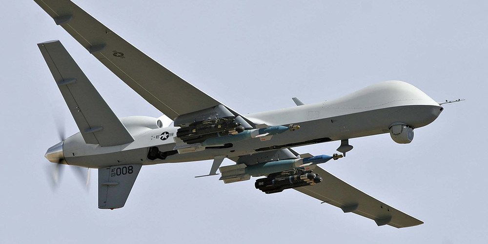 MQ-9 Weapons